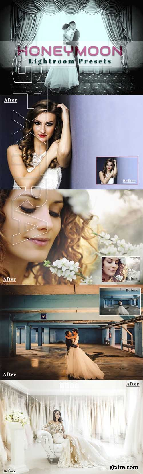 CreativeMarket - Honeymoon Lightroom Presets 3020955