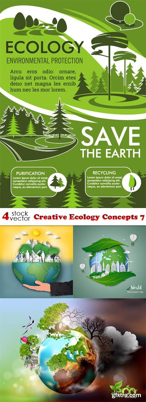 Vectors - Creative Ecology Concepts 7