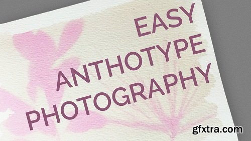 Easy Anthotype Photography Course
