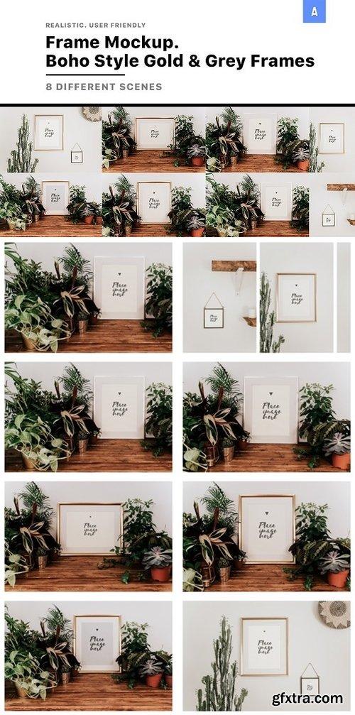 CM - Frame Mockup Boho Style 3023157