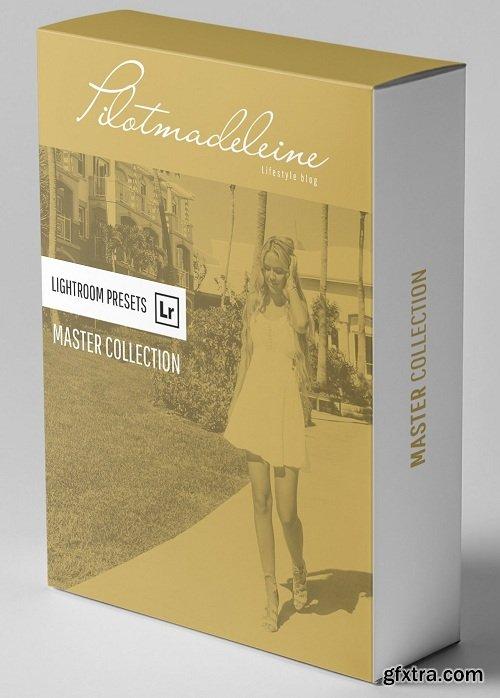 Pilot Madeleine - Master Collection Desktop & Mobile Presets