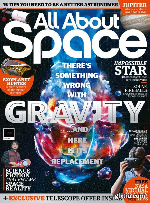 All About Space - Issue 83, 2018