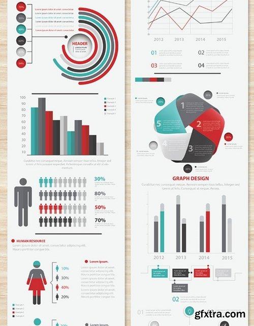 Big Infographic Elements Design