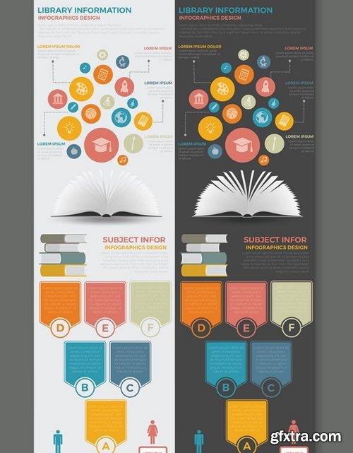 Education Infographics Design Part 2