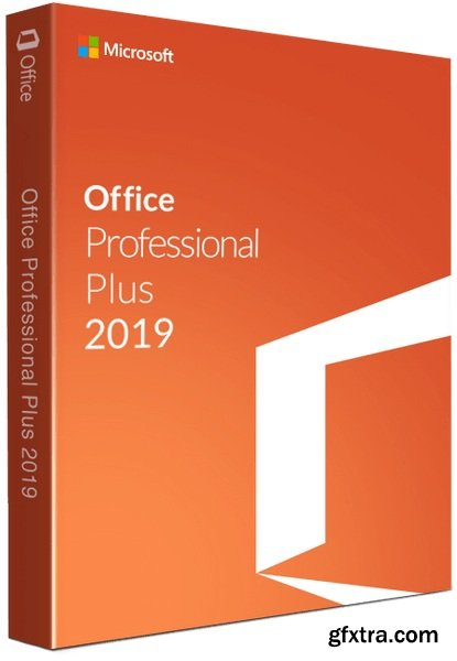 Microsoft Office 2019 Professional Plus + Visio Pro + Project Pro / Standard 16.0.4744.1000 ISO