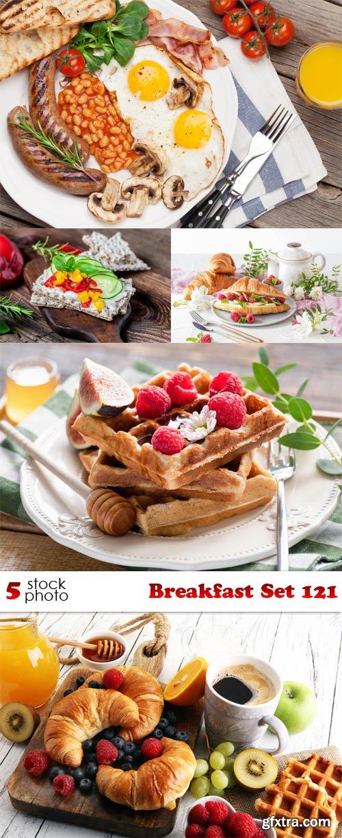 Photos - Breakfast Set 121