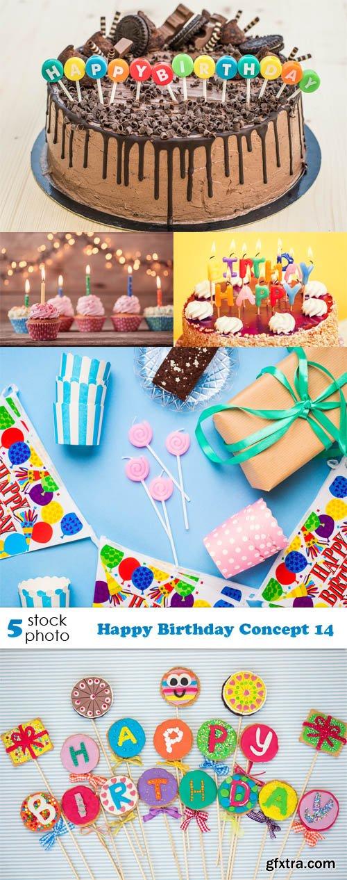 Photos - Happy Birthday Concept 14