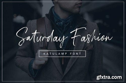 CreativeMarket Katulamp Font Duo 2387075