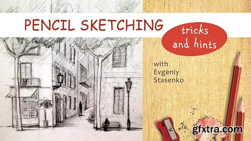 Pencil sketching - Tricks and Hints