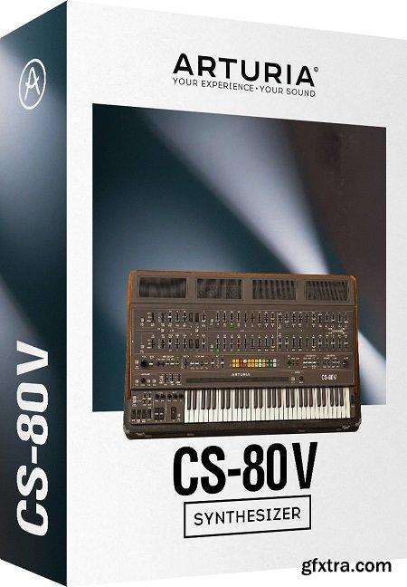 Arturia CS-80 V3 v3.3.1.1785 CSE-VR