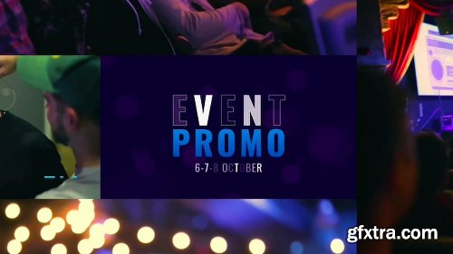 Videohive Event Promo 19992819 (With 19 September 18 Update)