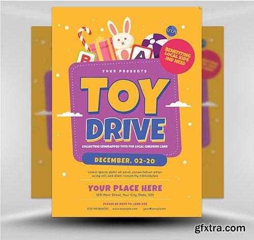Toy Drive v1