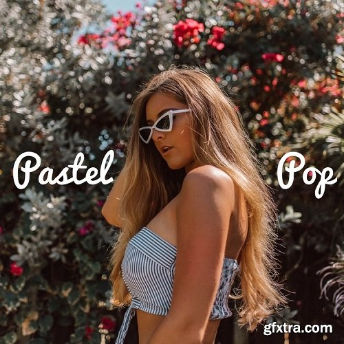 Just Josie - Pastel Pop Mobile & Desktop Presets