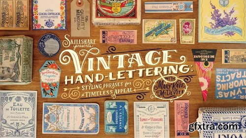 Vintage Hand-Lettering: Styling Phrases for Timeless Appeal