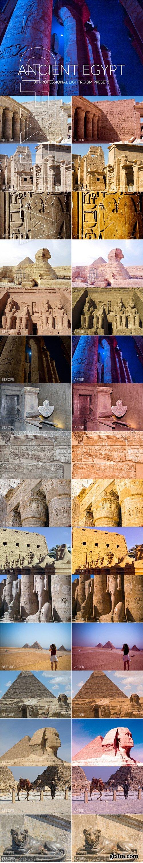 Ancient Egypt Lr Presets