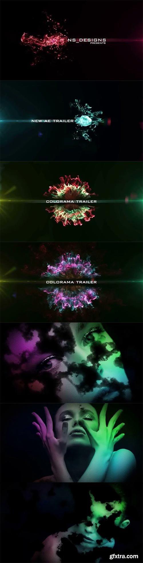 Pond5 - Colorama Trailer - 041254304