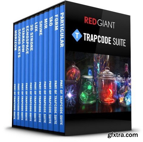 Red Giant Trapcode Suite 15.0.0 (x64)