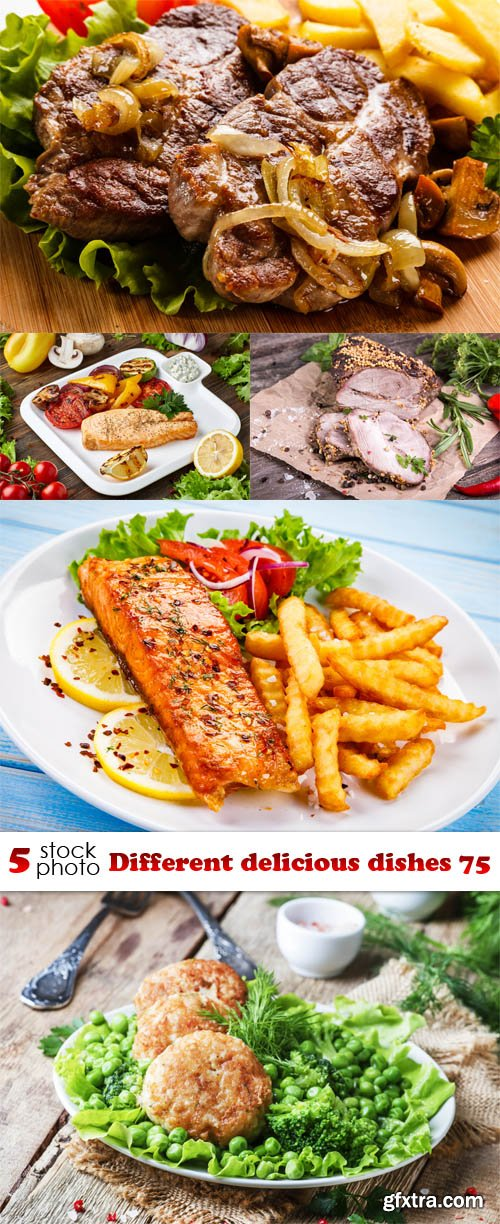 Photos - Different delicious dishes 75