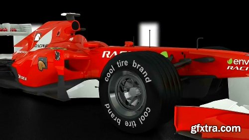 Videohive Formula One - Present Your Brand 6702372