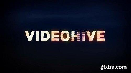 Videohive Glitch Music Visualizer 21761714