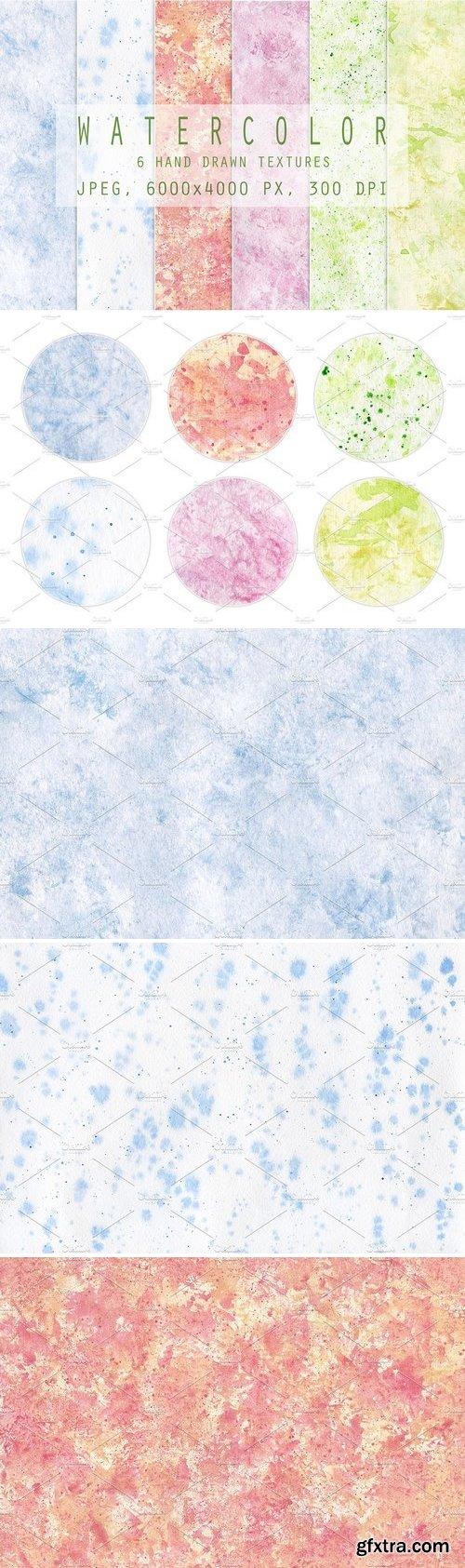 CM - Set of watercolor textures 1452007