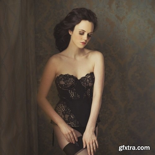 Sue Bryce Photography - Photoshoots - Vintage Lingerie