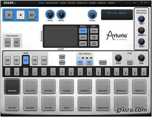 Arturia Spark v2.4.0-R2R