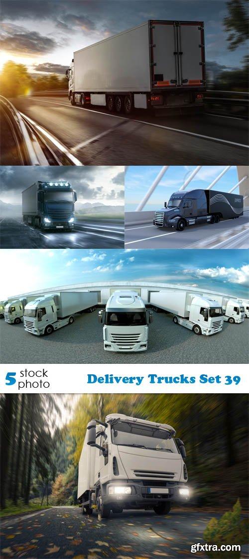 Photos - Delivery Trucks Set 39