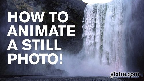 Whoa! How to Animate a Still Photo in Photoshop CC!