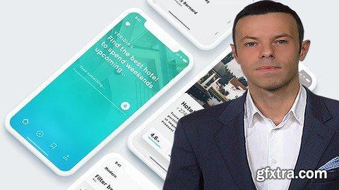 UI/UX Design a Mobile app Prototype