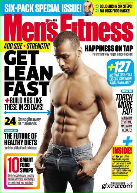 Men\'s Fitness UK - December 2018