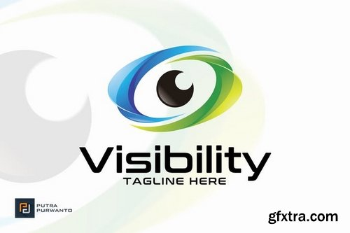 Visibility - Logo Template