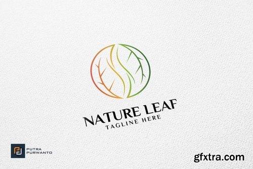 Nature Leaf - Logo Template