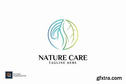 Nature Care - Logo Template