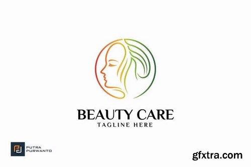 Beauty Care - Logo Template
