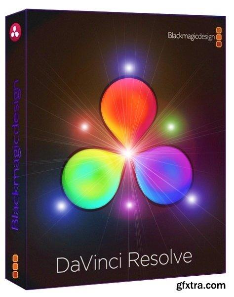 Blackmagic Design DaVinci Resolve Studio 15.2.0.33
