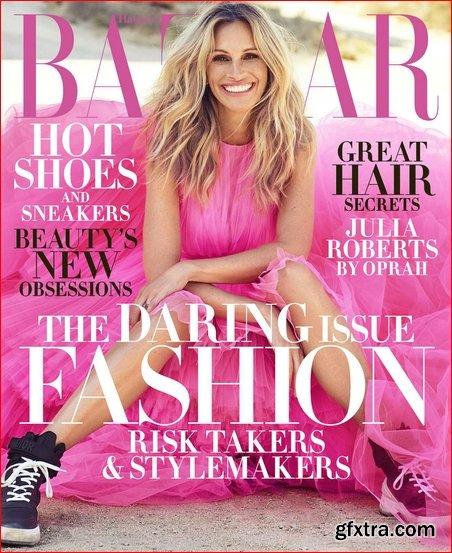 Harper\'s Bazaar USA - November 2018