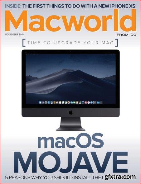 Macworld USA - November 2018 (True PDF)