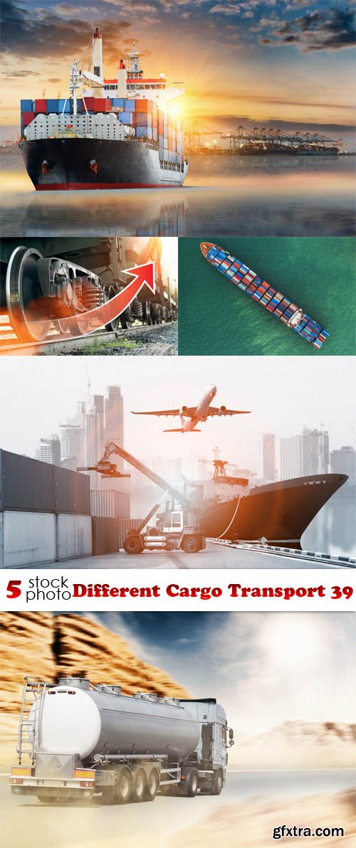 Photos - Different Cargo Transport 39