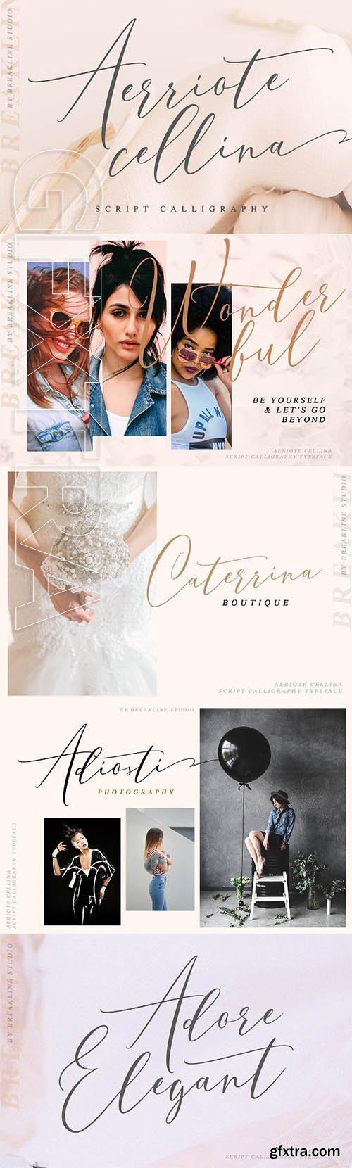 CreativeMarket - Aerriote Cellina 3050803