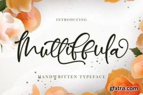 Muttiffula Font