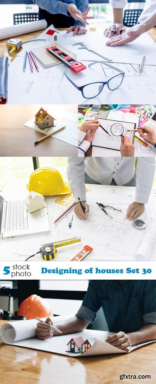 Photos - Designing of houses Set 30