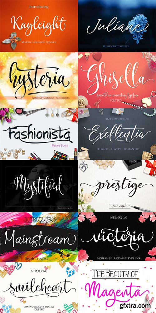 26 Fabulous Scripts Fonts