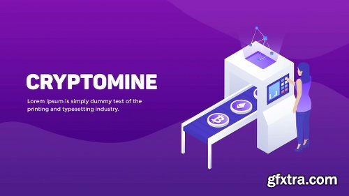 Videohive Technology Isometric Concepts 22413322