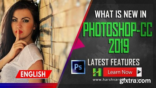 What is New and Latest features of Adobe Photoshop CC 2019