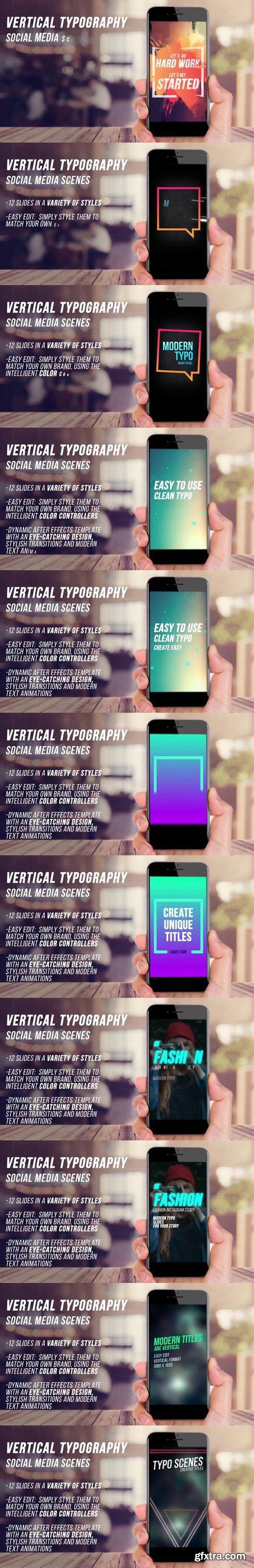 Pond5 - Instagram Vertical Typo - 086602020