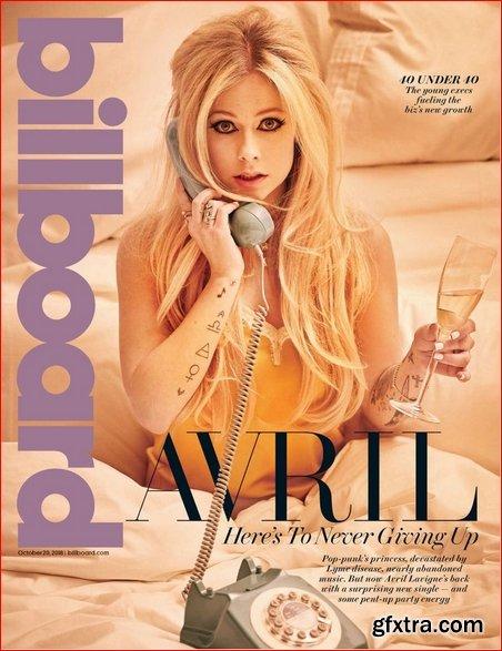 Billboard - October 20, 2018