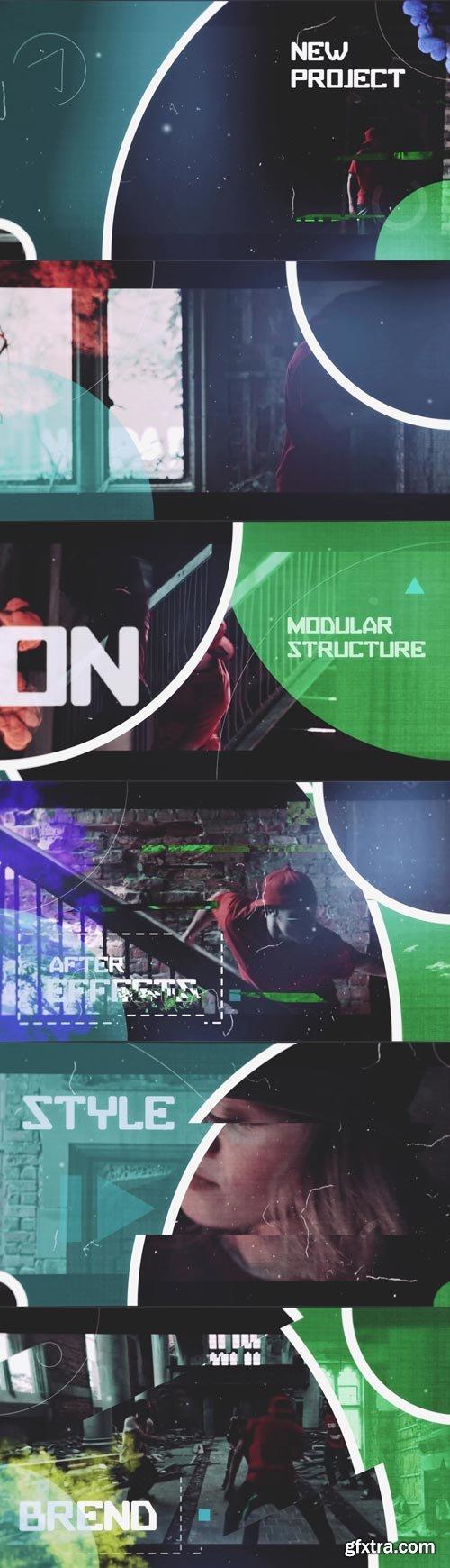 MotionElements - Motion Shape Slideshow - 11658404
