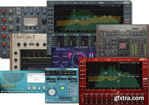 TBProAudio Bundle 2018.11 CE-VR