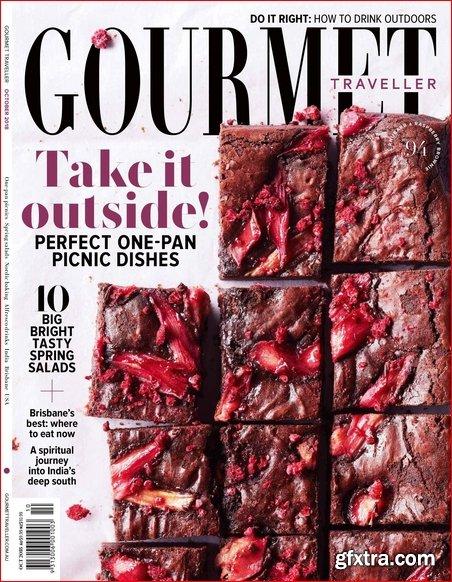 Australian Gourmet Traveller - November 2018